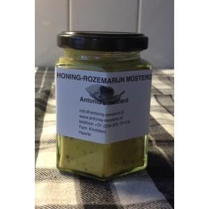 Senape al miele e rosmarino 200 grammi